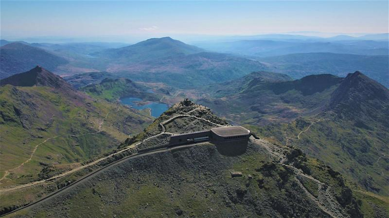 Photo credit: Snowdon Mountain Railway
