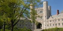 <p>Do colleges get better with age? It seems like that's the case with Princeton. The prestigious Ivy League university was founded in 1746 and is the fourth oldest higher-education institution in the U.S. The main campus sits on approximately 500 acres and incorporates a variety of architectural styles, ranging from High Victorian Gothic to Romanesque Revival. </p>