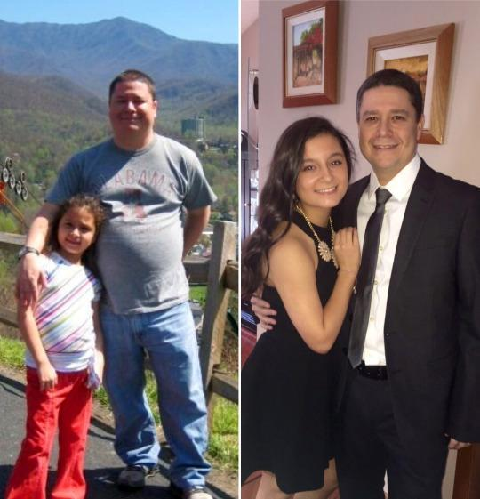 Miguel Ran Every Day for a Year — and Lost More Than 50 Pounds