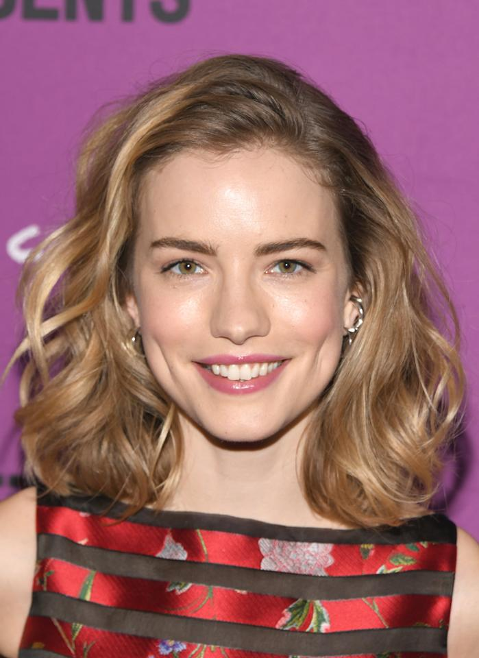 <p>Best known for playing Emma Duval on MTV's <strong>Scream</strong>, Willa Fitzgerald stars in the series as Coach Colette French, a former star cheerleader turned high-school cheerleading coach who has a reputation for putting together all-star squads. </p>