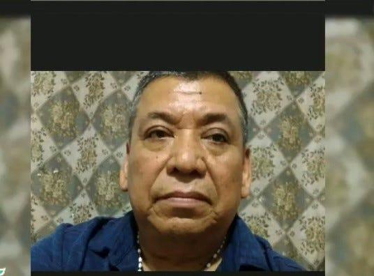Gregorio Rosales, a Mexican immigrant, died from complications of COVID-19 on April 5. His family chose to cremate him and will send his remains back to Mexico next month.