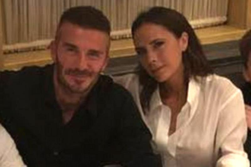 United: The Beckhams have bounced back from divorce rumours: @davidbeckham