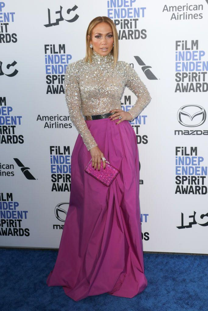 <p>Without any signs of aging, Lopez can now add movie producer and clothing designer to her list of credits... not to mention a famous MLB fiance. </p>