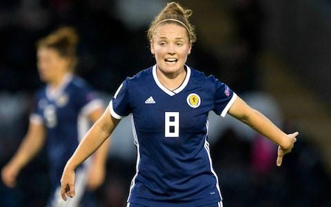 Kim Little will be key to Scotland's hopes of progressing out of the group - Credit: PA