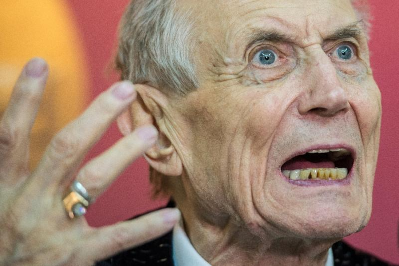 """Russian poet Yevgeny Yevtushenko was best known for an epic poem called """"Babi Yar"""" about a Nazi massacre in Kiev"""
