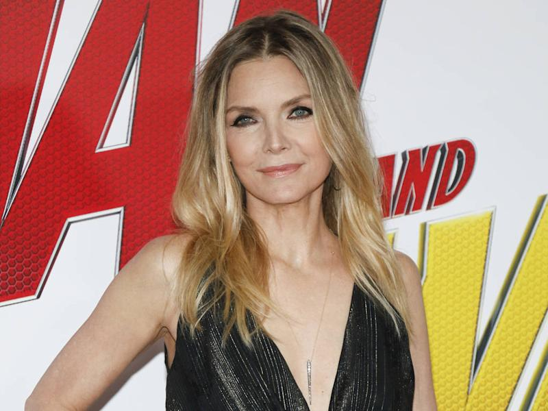 Michelle Pfeiffer tried to capture her dad's cologne with first fragrance