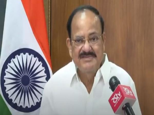 Vice President Venkaiah Naidu (Photo/ANI)