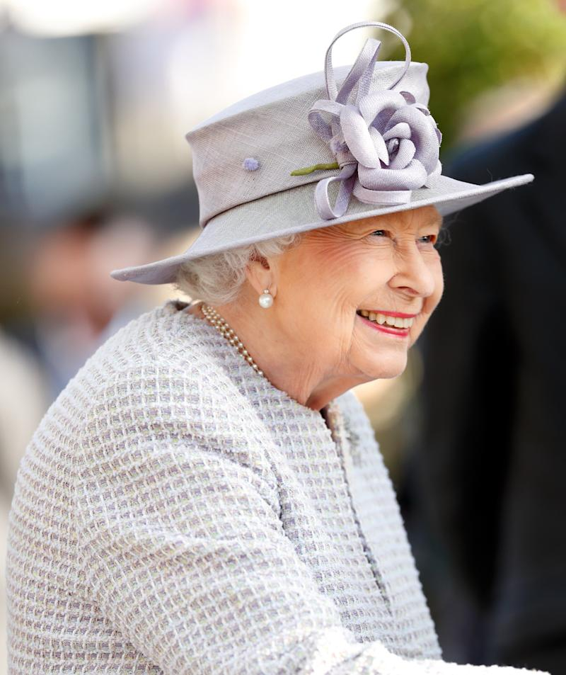 The Latest Celebrity to Go Fur-Free? Queen Elizabeth