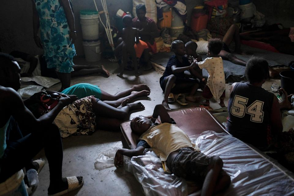 Haiti Violence (Copyright 2021 The Associated Press. All rights reserved)