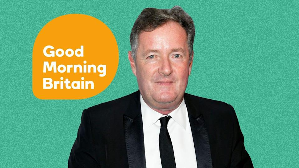 Meghan-Harry interview: Piers Morgan quits