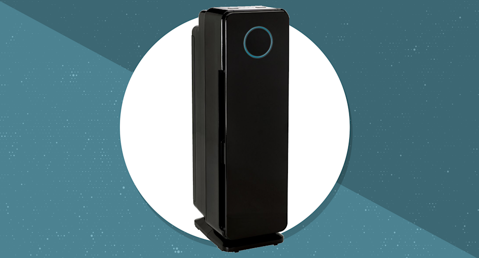 Save 40 percent on this GermGuardian Air Purifier. (Photo: Amazon)