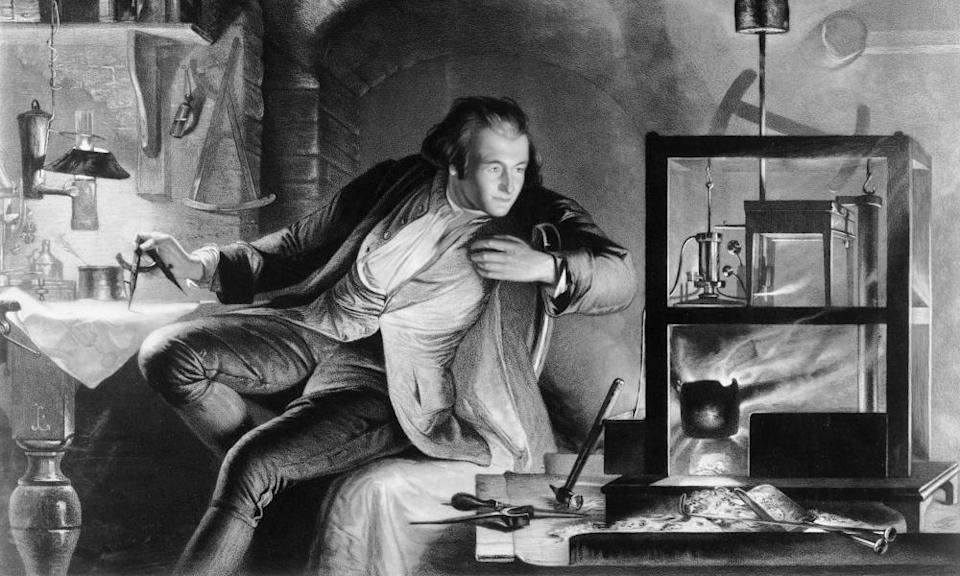 James Watt's invention of the separate condenser propelled the steam age to a new level.