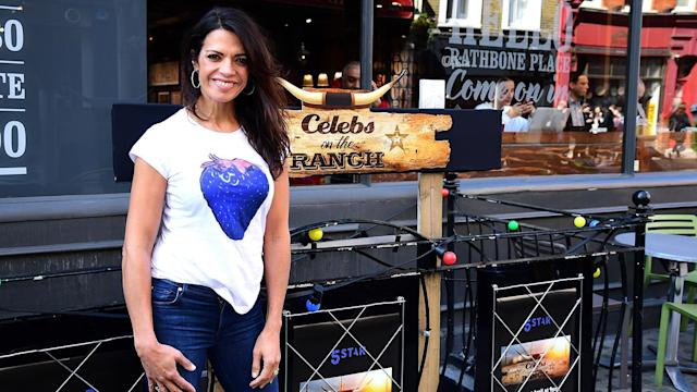 Jenny Powell appeared on the Celebs On The Ranch on Channel 5 earlier this year