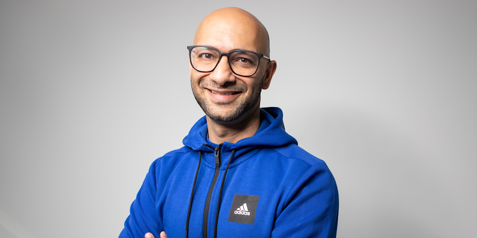 51) Alim Dhanji Senior Vice President, Talent and Head of HR for Global Brands, adidas. Photo: adidas