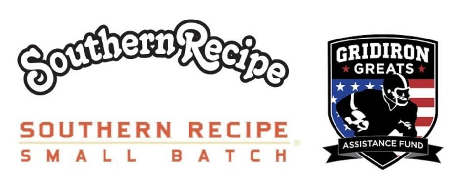 Southern Recipe Pork Rinds joins NFL Hall of Famers Again to Support Coach Ditka's Gridiron Greats Assistance Fund (PRNewsfoto/Southern Recipe Small Batch)