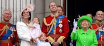 <p>It's common knowledge that Prince Charles is the heir to the British throne, and that Prince William will follow after his father, and so forth. But where is Princess Charlotte's place in the line of succession? What about Princess Anne? And how did the Sussexes' son Archie Harrison, who was born in May 2019, impact the order? <br></p><p>If you're watching <em>The Crown</em> and are curious to learn more about the hierarchy within the royal family, r<span>ead on for the full line of succession from the Prince of Wales to George Windsor, the Earl of St Andrews.</span></p>