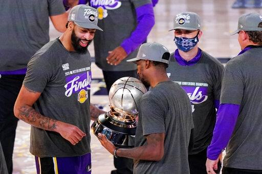 Lakers, Heat Start Their Preparations For NBA Finals