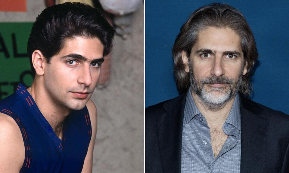 Michael Imperioli's Christopher had a fascinating arc across the show's six seasons.