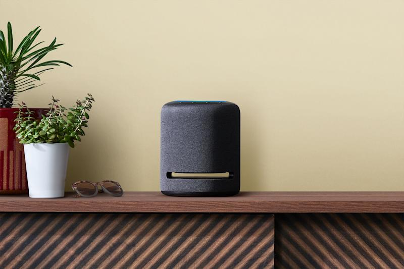 Amazon's Echo Studio is a low-cost, powerful speaker worth checking out. (Image: Amazon)