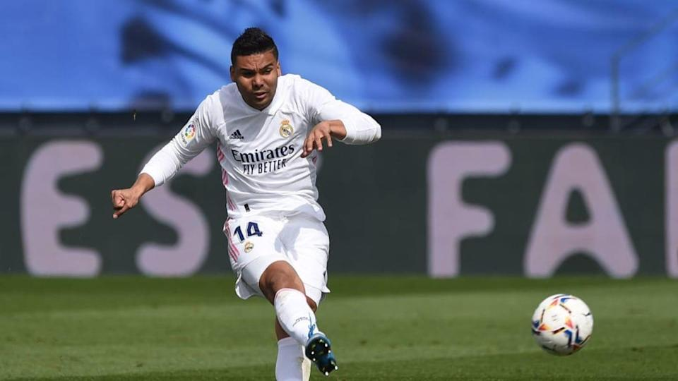 Casemiro, centrocampista del Real Madrid | Denis Doyle/Getty Images