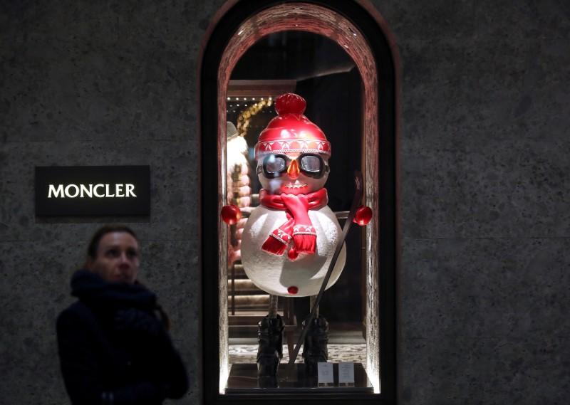 a519593a2 Moncler launches  Genius  creative hub in new product strategy