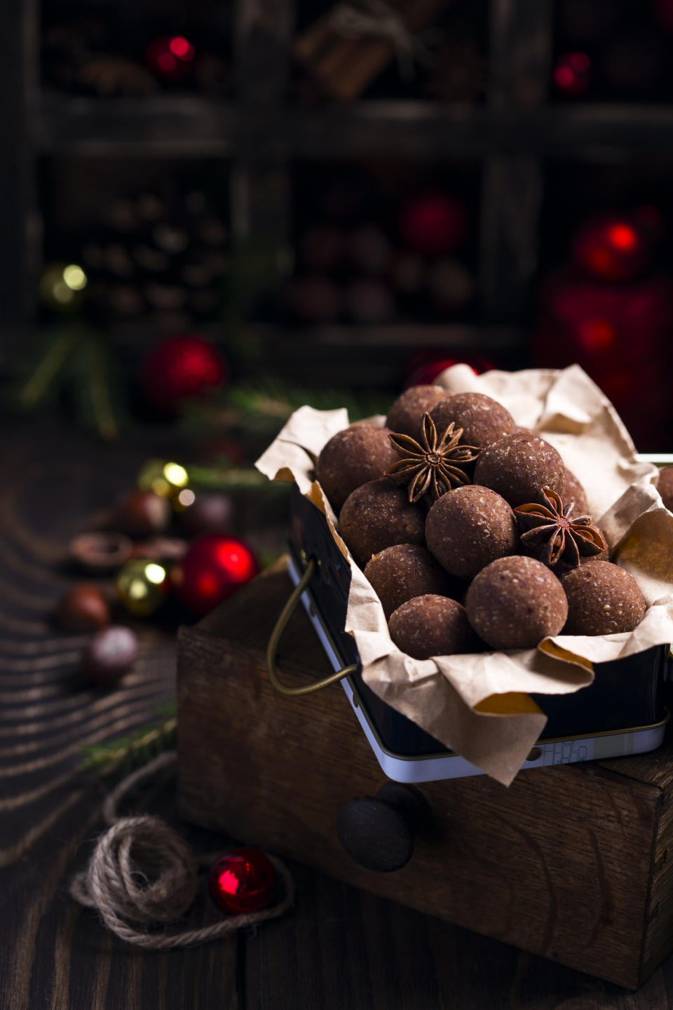 It's going to be a chocotastic Christmas this year. (Getty Images)