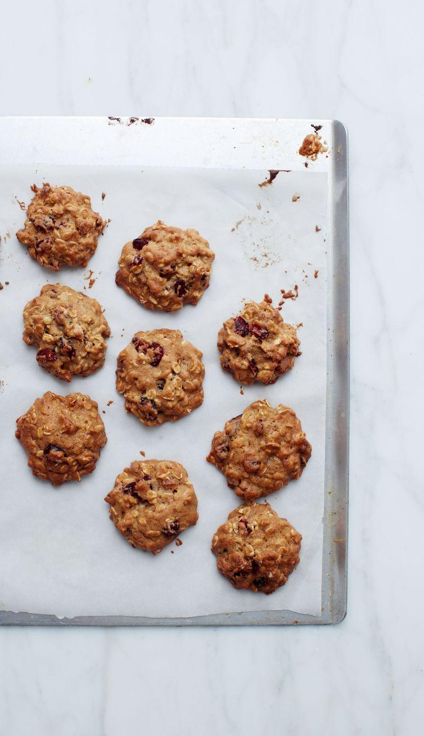 """<p>These taste like a cross between oatmeal cookies and banana bread. Yep, you'll want to make a double batch.</p><p><em><a href=""""https://www.goodhousekeeping.com/food-recipes/a15131/banana-oat-cookies-recipe-wdy0213/"""" rel=""""nofollow noopener"""" target=""""_blank"""" data-ylk=""""slk:Get the recipe for Banana Oat Cookies »"""" class=""""link rapid-noclick-resp"""">Get the recipe for Banana Oat Cookies »</a></em> </p>"""