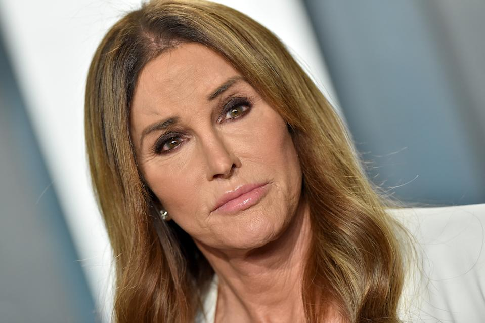 Caitlyn Jenner. (Photo by Axelle/Bauer-Griffin/FilmMagic)