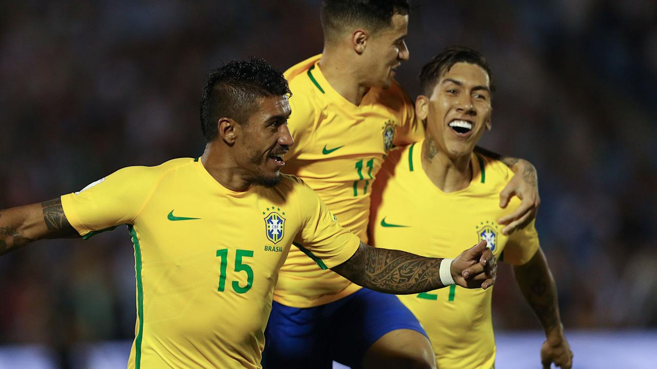 From Argentina to the United Kingdom and back home again, the whole planet is talking about A Selecao after Thursday's emphatic victory