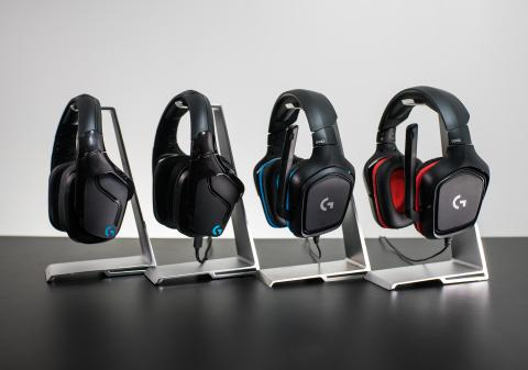 aaee0468ccc Logitech G Brings Advanced Sound Science to New Lineup of Gaming Headsets  that are Built for Battle