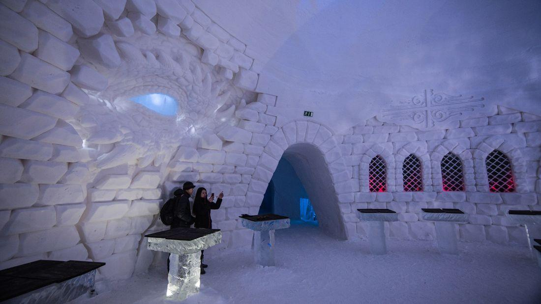 <p>Winter is here for Game of Thrones fans who can now get as close as possible to Westeros.</p>