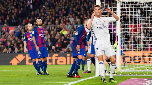 LaLiga has announced that Real Madrid's match with Barcelona at the Santiago Bernabeu will be played on April 23.