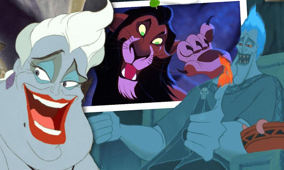 Disney villains would get serious time for their crimes