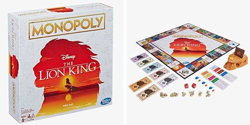 Disney Fans The Lion King Monopoly Will Make Family Game