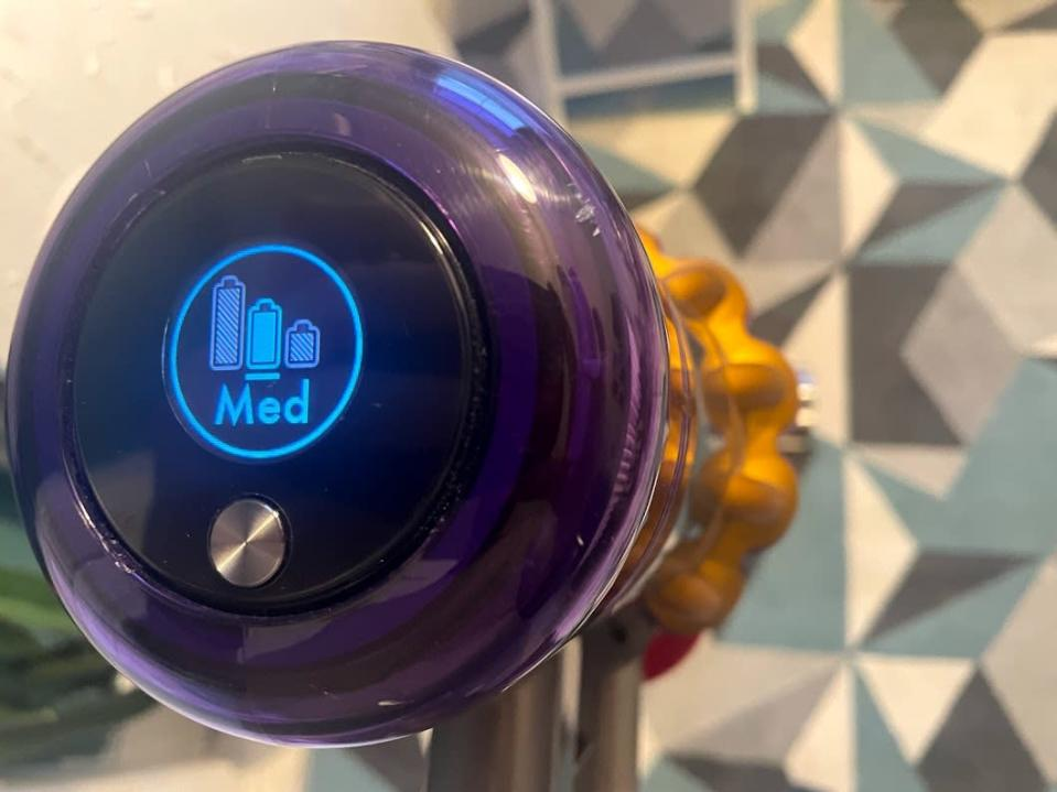 Dyson V15 Detect Absolute