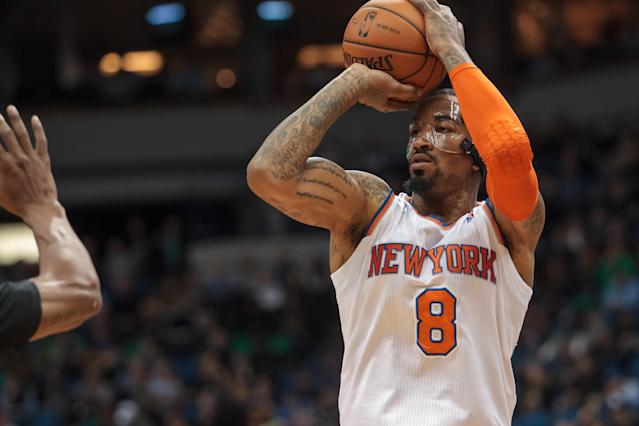 J.R. Smith declares himself one of the greatest shooters in basketball history