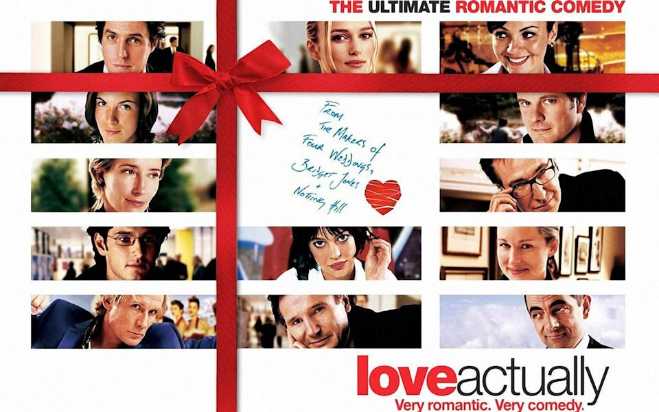 Love Actually (Photo: Universal)