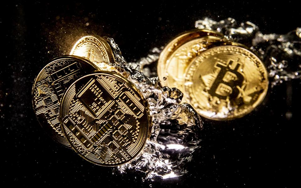 Bitcoin has suffered its third-worst fall in history during 2018.