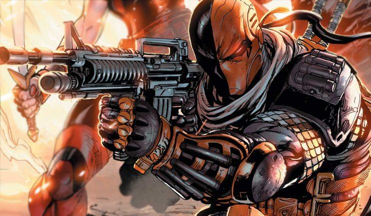 Deathstroke - Credit DC Entertainment