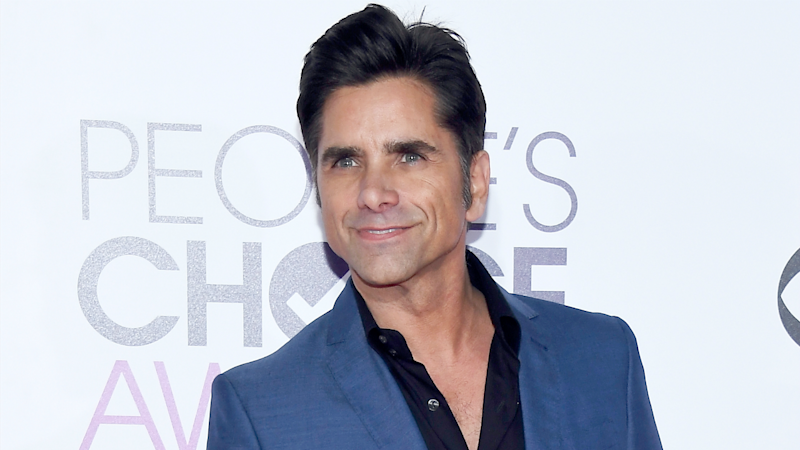 John Stamos' 3-Month-Old Son is Already Dancing-- See The Cute Video!
