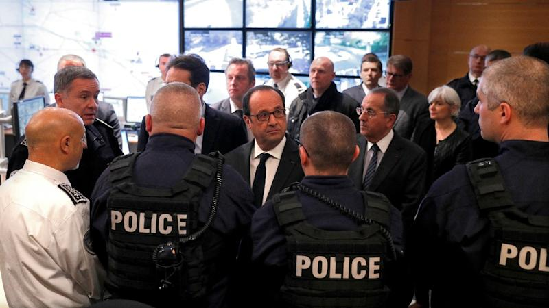 Post Attack Unpredictability, Security Shrouds French Prez Polls