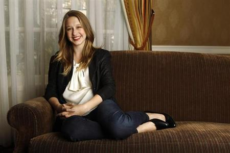 """Cast member Taissa Farmiga poses for a portrait while promoting her upcoming movie """"Higher Ground"""", directed by her sister and actress Vera Farmiga, in Los Angeles August 23, 2011. REUTERS/Mario Anzuoni/Files"""