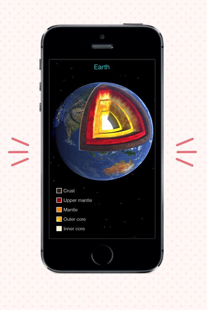 """<p>This powerful app is free for iOS and Android. It comes with tons of intel about astronomy and space presented as a stunning 3D model of the solar system. Zoom and rotate easily for more views. Check out the gallery of photos and videos for additional context.</p><p>Cost: Free for <a href=""""https://apps.apple.com/us/app/solar-walk-ads-explore-space/id559702509"""" rel=""""nofollow noopener"""" target=""""_blank"""" data-ylk=""""slk:iOS"""" class=""""link rapid-noclick-resp"""">iOS</a> and <a href=""""https://play.google.com/store/apps/details?id=com.vitotechnology.SolarWalkFree&hl=en_US&gl=US"""" rel=""""nofollow noopener"""" target=""""_blank"""" data-ylk=""""slk:Android"""" class=""""link rapid-noclick-resp"""">Android</a></p>"""