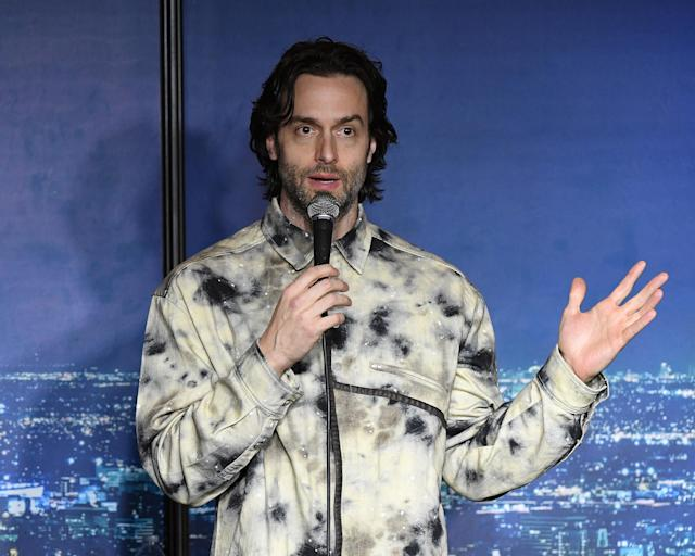 "Comedian Chris D'Elia has been accused of sexual harassment and ""predatory"" behavior. (Photo: Michael S. Schwartz/Getty Images)"