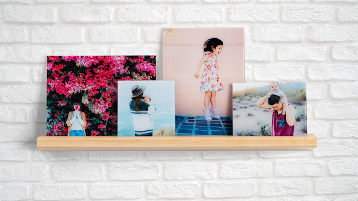 Celebrate Cupid's favorite day with too-cute photo gifts.