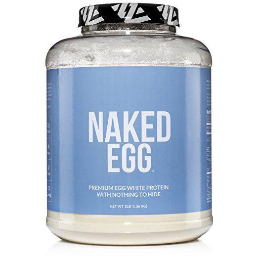 "<p>$57</p><p><a rel=""nofollow"" href=""https://www.amazon.com/NAKED-EGG-Non-GMO-Additives-Servings/dp/B01E4XSABY?"">SHOP NOW</a><br></p><p>Gorin opts for egg white powder over other varieties because she says it's the next best thing to getting your protein from <a rel=""nofollow"" href=""https://www.womansday.com/health-fitness/nutrition/g876/foods-that-keep-you-full/"">whole foods</a> (something she recommends doing as much as possible). Plus, this version only has two ingredients  -  pure dried egg whites and sunflower lecithin  -  and there are no sugar alcohols or substitutes, which she says makes the powder very close to its natural form. And for those who want to add their protein powder to meals, this one's neutral taste won't alter any flavors. </p><p>Protein per serving: 25g</p>"