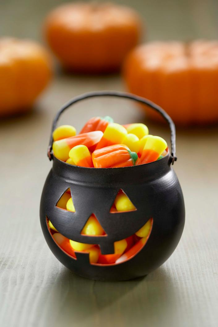 Early Halloween chocolate and candy sales have seen a year-over-year increase, according to the National Confectioners Association.