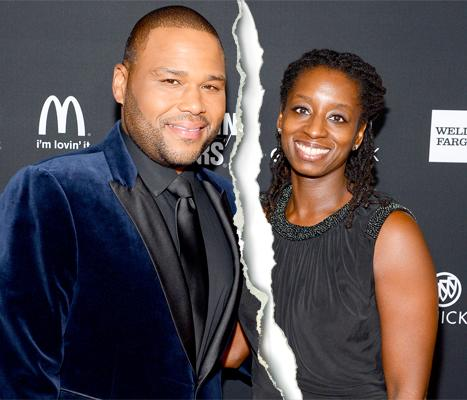 Anthony Anderson's Wife Alvina Files for Divorce After 20 Years of Marriage