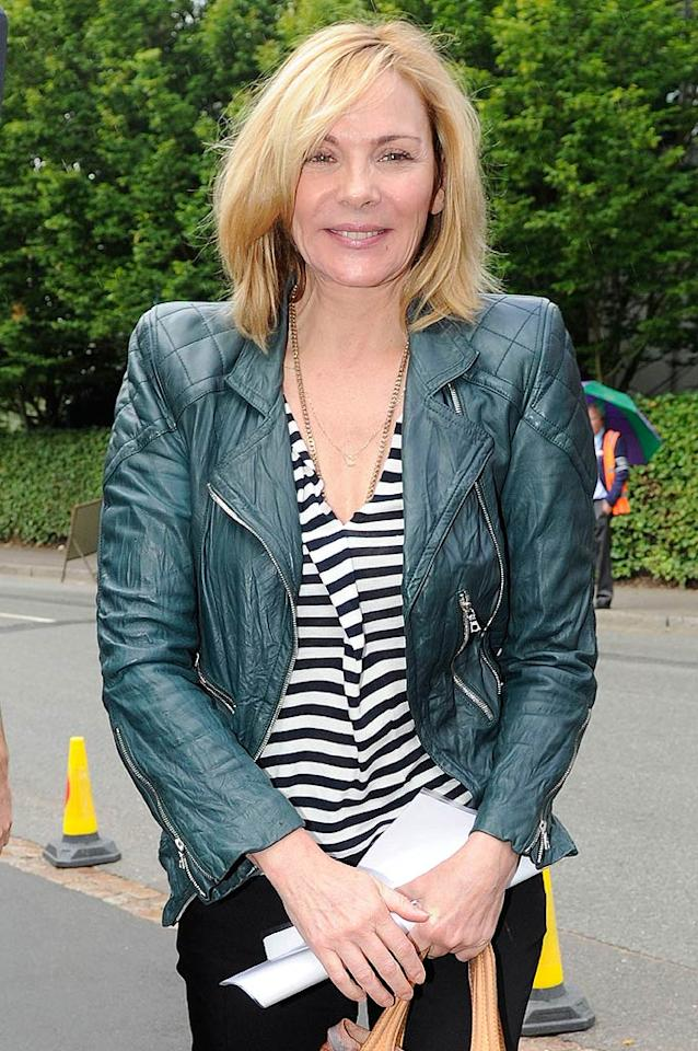"August 21: Kim Cattrall (""Sex and the City"") turns 55. <a href=""http://www.splashnewsonline.com"" target=""new"">Splash News</a> - June 22, 2011"