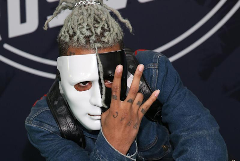 XXXTentacion murder: 22-year-old man 'arrested by Florida police over fatal shooting of US rapper'